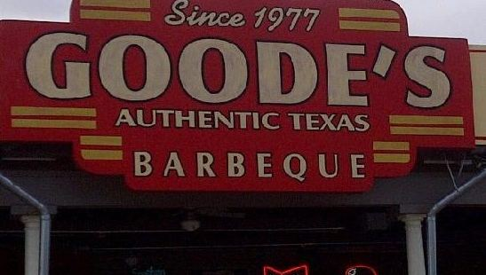 Goode Company Barbeque