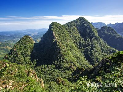 Tianmenshan National Forest Park