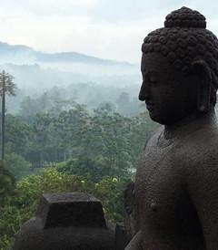 [婆罗浮屠游记图片] 印尼日惹-婆罗浮屠