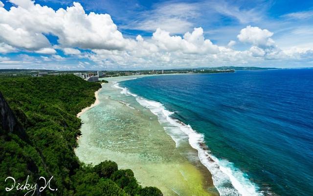关岛 | 用双脚尽情享受阳光与海滩
