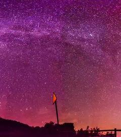 [京山游记图片] 在星空最美的地方露营,整晚不舍得合眼!