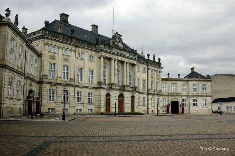 Amalienborg Palace1