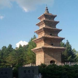 灵光塔旅游景点攻略图