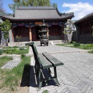 鲁班庙旅游景点攻略图