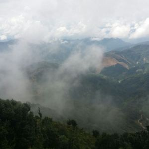 哀牢山自然保护区旅游景点攻略图