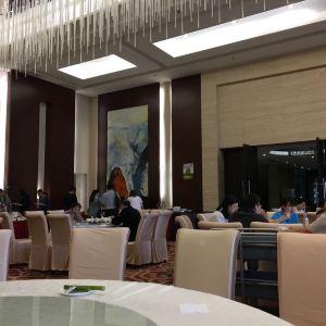怡沁园度假村餐饮中心旅游景点攻略图