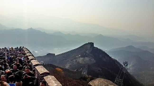 在北京,你确定来过真正的万里长城?