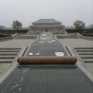 许慎文化园旅游景点攻略图