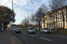 游走于汉诺威市中心