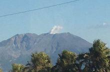 鹿儿岛火山🌋爆发