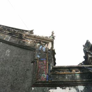 惠来峰德林景区旅游景点攻略图