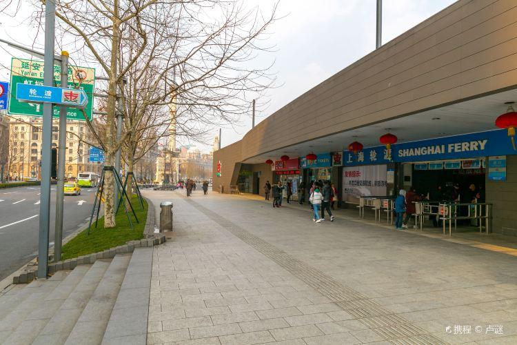Jinling East Road Ferry4