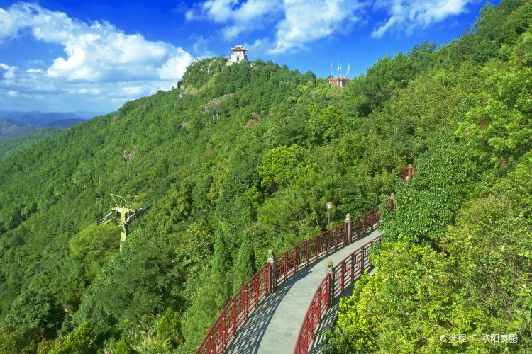Xiangong Mountain3