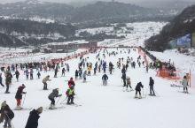太子岭滑雪🎿