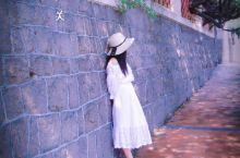 行走在美丽的大青岛。