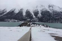 然乌湖的冬天