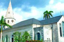 天堂岛的小教堂