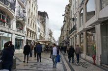 里斯本的奥古斯塔街