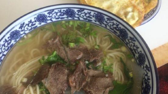 中國蘭州牛肉拉麺