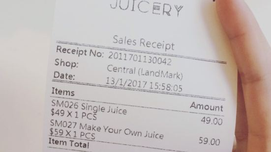 Catch Juicery