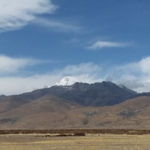 阿里神山圣湖旅游区旅游景点攻略图