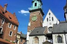 克拉科夫,曾经的波兰首都,现在是一个慵懒的地方…