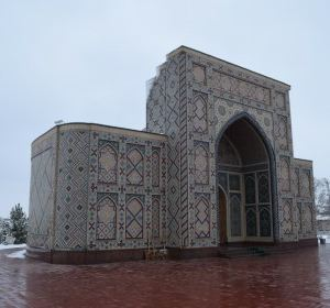 乌鲁别克天文台旅游景点攻略图