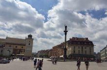 华沙城堡广场