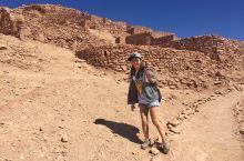 阿塔卡马沙漠的马丘比丘