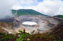 哥斯达黎加【波阿斯火山】终于看见你的真面貌…