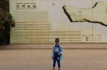 新疆 交河故城 从公元前2-5世纪至今,我难以想象!哪怕小雨也会让故城毁于一旦!导游告诉我:想多了,