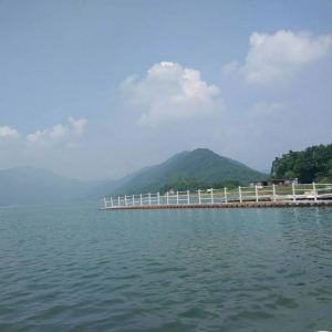 青狮潭旅游景点攻略图