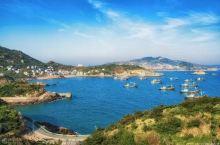 """东方""""小希腊"""",一个蔚蓝的小岛"""