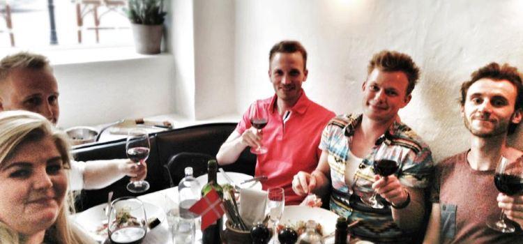 Madklubben Bistro De Luxe2