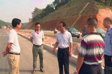 龙岩市长汀县黄馆至物流园(319国道)扩建工程既将完工通车