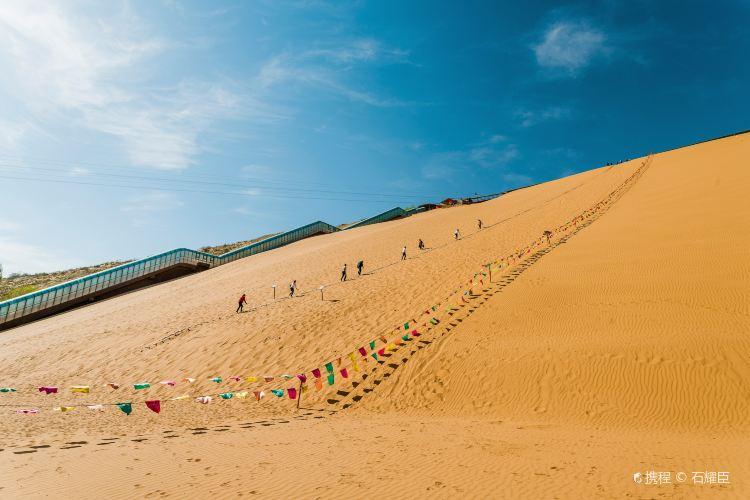 沙漠扶梯3