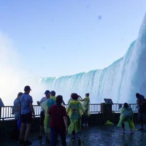 瀑布背后之旅旅游景点攻略图