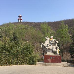 韩信祠旅游景点攻略图