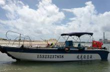 红海湾专业出海观光钓鱼捕鱼体验海岛游
