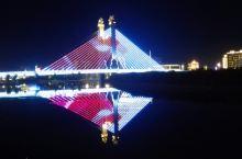 海拉尔的夜色,和威海之行