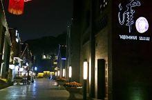 西津渡古街夜景