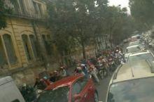 我见到了河内传闻中的摩托车(越南游之四)