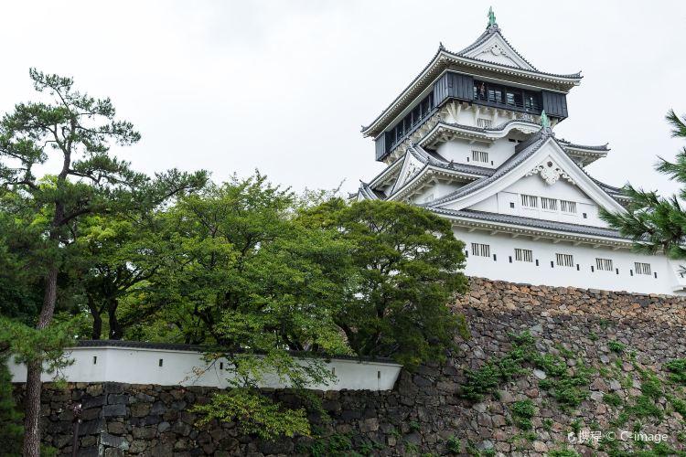 Kokura Castle1