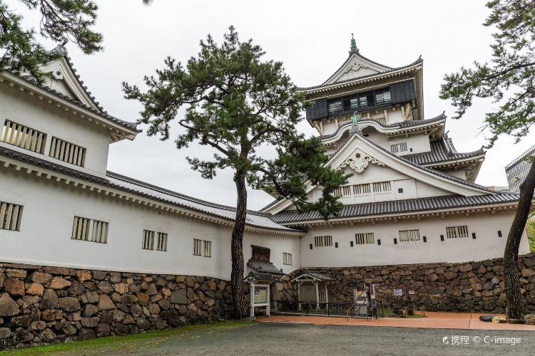Kokura Castle2