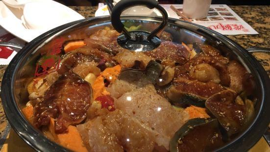 星期天田園烤肉(讓區店)