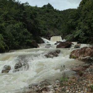 凤翔峡原始生态旅游区旅游景点攻略图