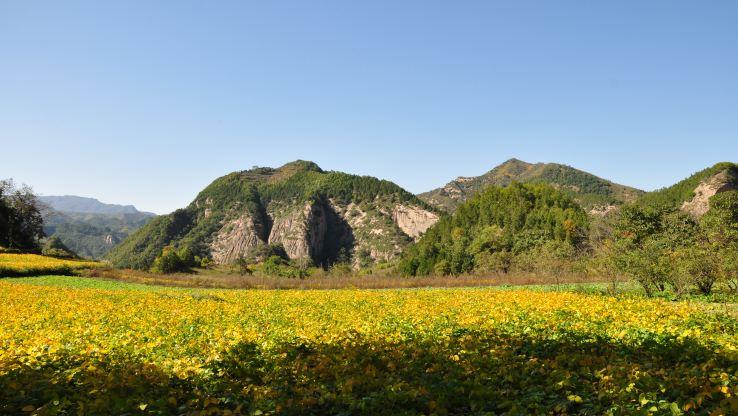 Jiulong Mountain Scenic Area3