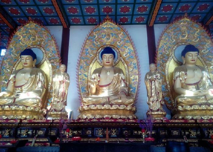 Da Le Shou Temple1