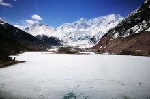 米堆冰川不是最美的时候
