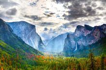 优胜美地国家公园:观大自然的千奇百态